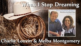 Charlie Louvin & Melba Montgomery - When I Stop Dreaming