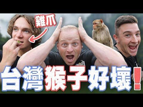 外國人吃雞爪!!