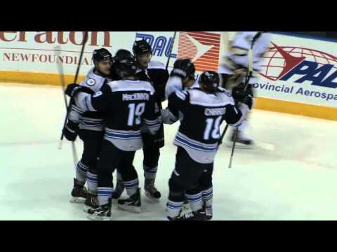 Highlights: IceCaps 5 Penguins 0 (Dec. 6, 2013)