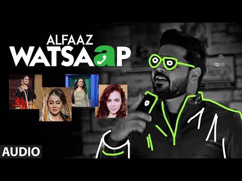 Alfaaz: Watsaap (Full Audio Song) Mofusion