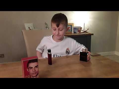 Cristiano Ronaldo Fragrance Review