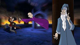 Смешные моменты Гарри Поттер и Философский камень IKOTIKA