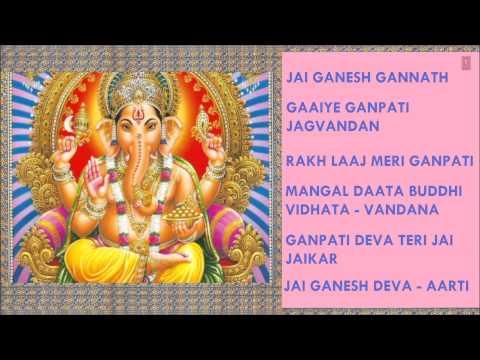 Best Ganesh Bhajans By Hariom Sharan, Mahendra Kapoor, Ahmed, Mohd  Hussain I Full Audio Songs Juke