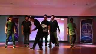 TUNG TUNG BAJE / Freestyle Guest Showcase at Thakur College / FAM.O.U.S Crew India.