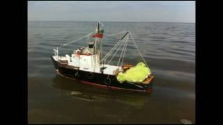Малый рыболовный сейнер мрс-80