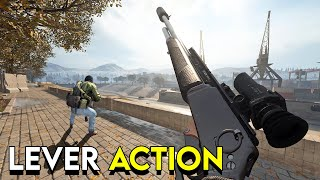 The Lever-Action Marksman! - Warzone