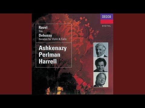 Ravel: Piano Trio in A minor, M. 67 - 2. Pantoum (Assez vif)