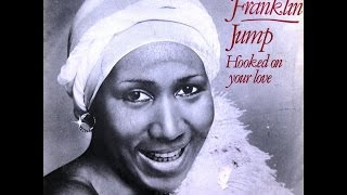 Aretha Franklin - Jump / Hooked On Your Love - 7″ Spain - 1976