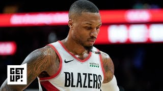 Jusuf Nurkic's injury may derail the Trail Blazers' postseason run – Jalen Rose | Get Up!