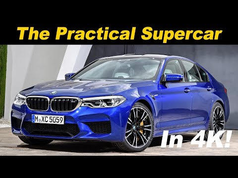 2018 / 2019 BMW M5 - The Most Insane Luxury Sedan Ever