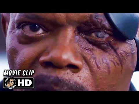 CAPTAIN AMERICA: THE WINTER SOLDIER Clip - Eyes Open (2014) Samuel L. Jackson