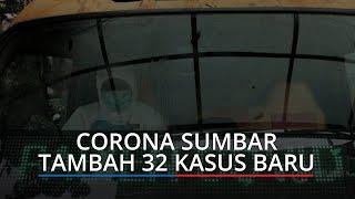 UPDATE Corona Sumbar Pagi Ini, Bertambah 32 Kasus Baru Covid-19, Ada 12 Orang di Padang