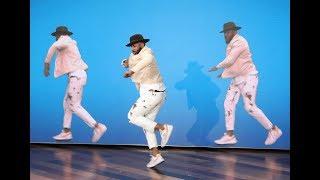 tWitch's Incredible Dance for Ellen's Birthday!