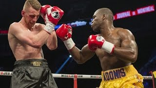 Legendary Boxing Highlights: Stevenson vs Fonfara