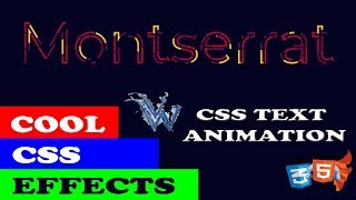 cool css text animation - Free video search site - Findclip