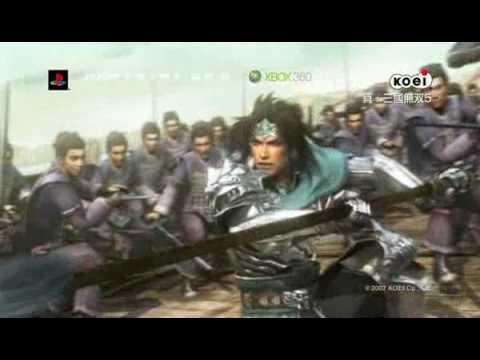 Видео № 0 из игры Dynasty Warriors 6 [X360]