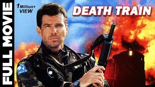 DEATH TRAIN 1993 L Pierce Brosnan  Patrick Stewart  Christopher Lee L Hollywood Movies