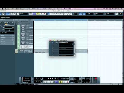 How to Make Dubstep with Cubase – Drum Programming