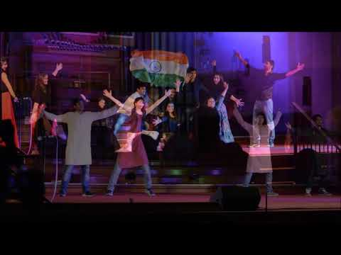 Bollywood and Semiclassical Indian Dance (видео)