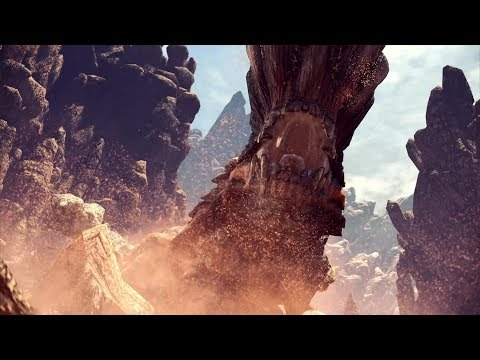 《魔物獵人世界(MONSTER HUNTER:WORLD)》PV2