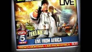 French Montana- Death Around The Corner