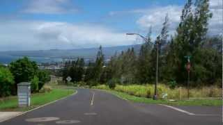preview picture of video 'Wailuku Country Estates'