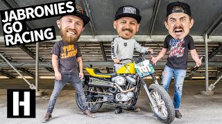 Attempting The Impossible: Racing Our Sportster for X-Games Glory