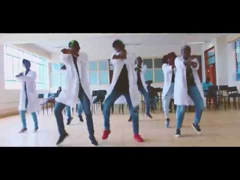 Olamide - Science Student (Dance Official Video) ft. iFamily UoK doing Shaku shaku dance