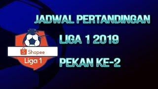 Jadwal Pertandingan Liga 1 2019 Pekan Kedua, Persebaya Vs Kalteng Putra akan Jadi pembuka