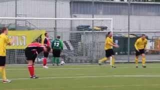 preview picture of video 'Bornaer SV 91 - ESV Lok Döbeln | Treffer zum 12:0'