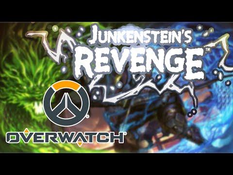 Cloud hraje Overwatch po 2 letech!? | Overwatch Junkenstein's Revenge