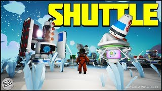 Prepare to LEAVE! SHUTTLE and Hydrazine! Astroneer Update 9.0 E4 | Z1 Gaming