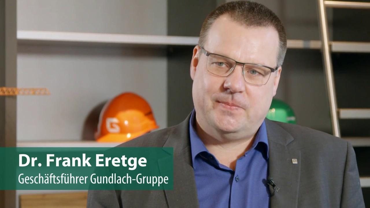 Unsere größte Herausforderung | Trailer Nachhaltigkeit | Wir sind Gundlach!