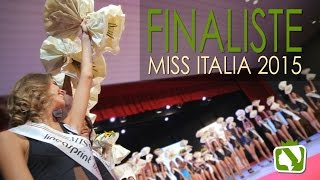 Introducing contestants of Miss Italia 2015