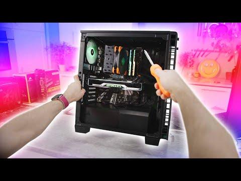 First Person View PC BUILD Guide! (POV)