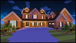 my mansion house tour minecraft - TH-Clip