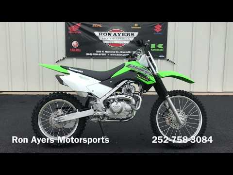 2019 Kawasaki KLX 140L in Greenville, North Carolina - Video 1