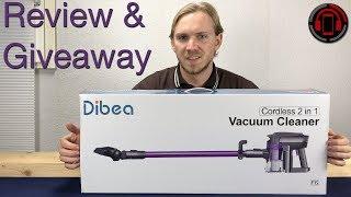Dibea F6 vs Dyson - Review & Vergleich inkl. Giveaway [Deutsch/German]