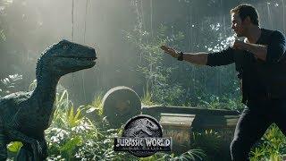 """Jurassic World: Fallen Kingdom - In Theaters June 22 (""""Blue Angel"""") (HD)"""