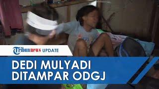 Di Balik Video Viral Dedi Mulyadi Tiba-Tiba Ditampar ODGJ Tanpa Alasan, Niat Bantu Dua Anaknya