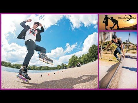 Best of Freestyle RollerBlade Compilation 2015