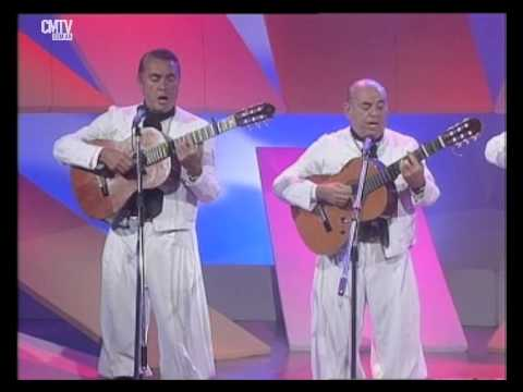 Los Chalchaleros video Zamba para Javier - Estudio CM 1996