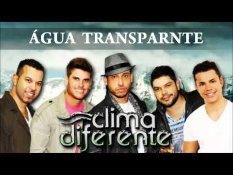 Música Água Transparente