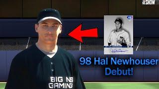 98 Hal Newhouser Debut! MLB The Show 20 Diamond Dynasty