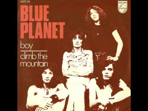 Blue Planet. Boy (NL 1970) online metal music video by BLUE PLANET