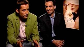 Interview with Enrique Murciano & Nestor Carbonell