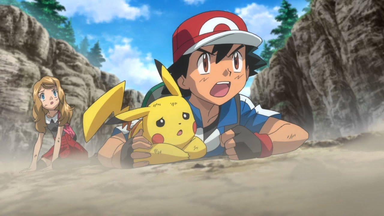 Pokémon, o Filme: Diancie e o Casulo da Destruição