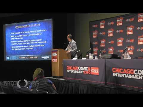 C2E2 - Building Warhammer 40K Eternal Crusade