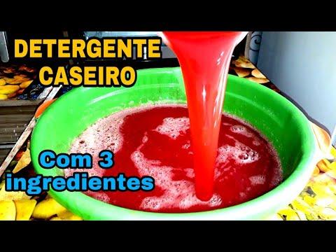 Detergente Desengordurante