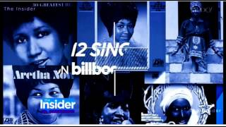 TJ Jackson on The Insider ! Grammy Legends Series - Aretha Franklin